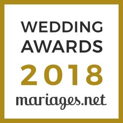 Idioma Production, gagnant Wedding Awards 2018 Mariages.net