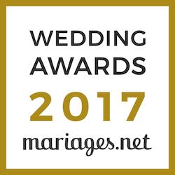 Idioma Production, gagnant Wedding Awards 2017 Mariages.net