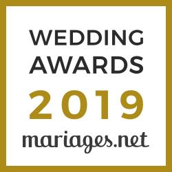 Idioma Production, gagnant Wedding Awards 2019 Mariages.net