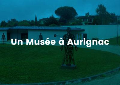 Musée de l'Aurignacien – Vidéo Conseil Départemental 31
