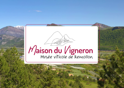 Maison du Vigneron – Musée viticole de Remollon