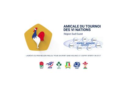 Amicale du Tournoi des VI Nations – Film de présentation